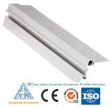 El aluminio sacó perfil para el perfil de la decoración con precio competitivo