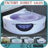 Doppia vasca da bagno chiara di massaggio della persona LED di Ningjie (5203)