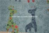 ソファーまたは椅子またはクッションのカバーのための花デザインパターンによって印刷されるファブリック