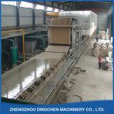 Tester la chaîne de production de papier de panneau de doublure faite par la Chine