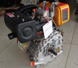 5HP scelgono il motore diesel del cilindro con l'inizio manuale ed elettrico