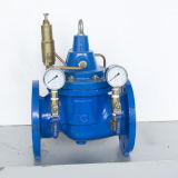 Válvula de verificação cortada lenta do estilo Ductile do globo do ferro