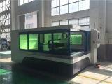 Doble Tracción Pallet Tabla CNC láser de fibra Máquina de corte