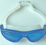ゴーグルを泳いでいる大人のための/Ultraviolet-ProofのAnti-Fog潜水の鉛
