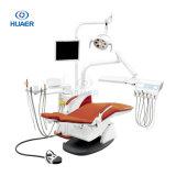 Europäischer Luxuxentwurfs-zahnmedizinisches Stuhl-Gerät mit vollen Geräten