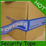 ペット物質的なカスタム青い機密保護テープ