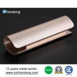Perfiles de aluminio anodizados de la protuberancia para Electonic Enlosures