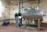 Secador do vácuo do ancinho para o pó químico molhado da secagem