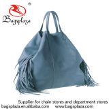 (HD30-106) 패션 디자이너 술 프린지 큰 부랑자 부대 여자 핸드백