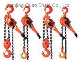 DIN5687 G80 Black Hot DIP Zinc High Test Lifting Iron Metal Steel Link Chain per En818-2