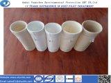 Nichtgewebtes Super-PPS und normales PPS-Mischungs-Filtertüte-Filtergehäuse für Staub-Ansammlung mit freier Probe