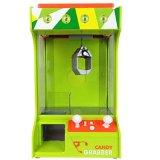 Machine de bureau de remplissage de grue de gant de baseball de sucrerie de poupée d'agrippeur à piles de sucrerie de GM752-USB avec l'éclairage LED et la musique