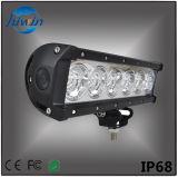 barre élevée d'éclairage LED des lumens 60W 10.4 pouces - lumière de véhicule des pièces d'auto DEL de la haute qualité 4WD