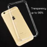 Geval van de Telefoon van de Dekking TPU van de anti-daling het Volledige Zachte voor iPhone 6/6s
