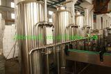 Planta del sistema del RO de la purificación del agua mineral