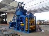 Bloco contínuo do cimento que faz a maquinaria para o projeto de construção de Indonésia