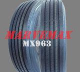 Venta al por mayor del neumático del carro del avión transcontinental de Marvemax Smartway