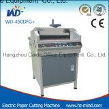 Papierausschnitt-Maschinen-Papierschneidemaschine 450mm (WD-450D)