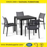 플라스틱 쌓을수 있는 식사 의자