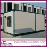 Alta Qualidade Customized Steel Structure Modular Shipping Living Container