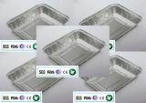 Контейнер алюминиевой фольги при свет защищая и отделяя кислород