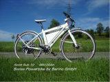 kit elettrico del motore della bicicletta di 250W 500W 1000W con il regolatore dell'onda di seno