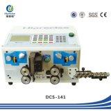 Hohe Präzisions-Drahtseil-Ausschnitt-Abisoliermaschine für Verkauf