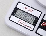 Échelle 1g/10kg de nourriture de cuisine de Digitals avec le rétroéclairage