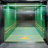 Elevador barato dos bens do elevador do frete da carga do preço do edifício do armazém do peso
