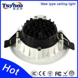 Deckenleuchte-vertieftes Aluminium LED Downlight des Ce/Rohs T-14 LED Beleuchtung PFEILERS LED