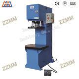 PLC C-Frame Single Column Hydraulic Press per Electrical Components Press Mounting (HP-100C)