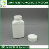 bottiglia bianca della plastica dell'animale domestico di colore 180ml