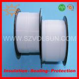 260 grados del Teflon del calor del aislante de tubo transparente del encogimiento