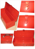 Lockable Red Steel Box Tool