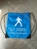 Подгонянная хозяйственная сумка M.Y.D-036 Backpack Drawstring полиэфира 210d