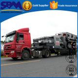 Precio machacante de piedra de la planta de la trituradora móvil del asunto de China