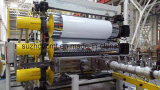Chaîne de production de papier de 2016 synthétiques