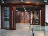 Alumínio grande de luxe porta deslizante curvada (BHA-DSA06)