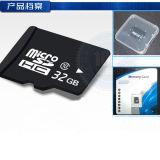 自由なアダプターまたは大きさのパッキングが付いているメモリ・カード16GB