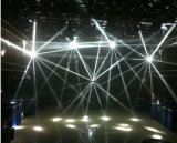 Luz principal movente do efeito profissional do diodo emissor de luz do estágio
