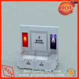 宝石類のための携帯用飾り戸棚の箱