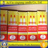 [20غ] عديم لهب شمعة مصنع/عديم لهب شمعة ممون في الصين