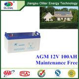 Bateria Lcpa12-100 acidificada ao chumbo