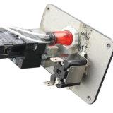 Accessori levi rossi dell'automobile del pulsante LED di inizio del motore del comitato dell'interruttore di accensione della vettura da corsa 12V