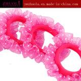 2017 heiße Verkaufs-Spitze-elastische Haar-Bänder für Mädchen