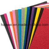 Materiale di lamiera sottile di gomma viola di Hw045 EVA