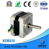 Engranaje de gusano híbrido del motor de pasos con 6.57V
