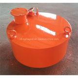 Sopra l'elettro magnete della fascia per il separatore del trasportatore