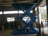 Le merci che caricano piccolo idraulico stazionario resistente Scissor la Tabella di elevatore