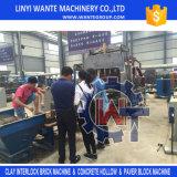 Máquina del acoplamiento del ladrillo de las mercancías de China de la importación de Qt4-15c, máquina del bloque de cemento